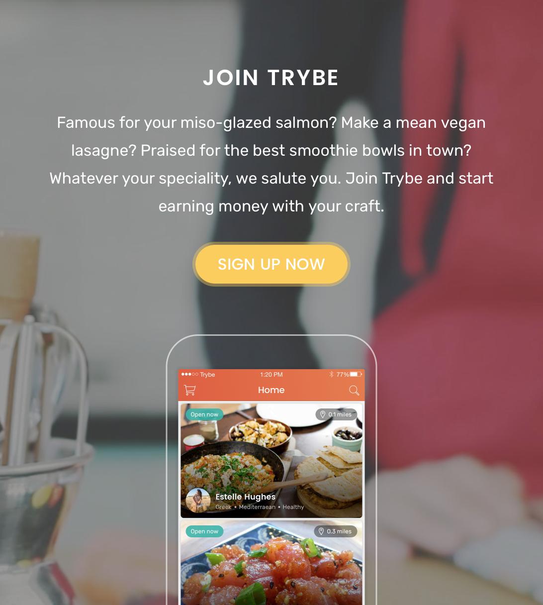 Trybe App