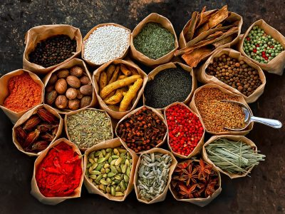 Header Image - Spices
